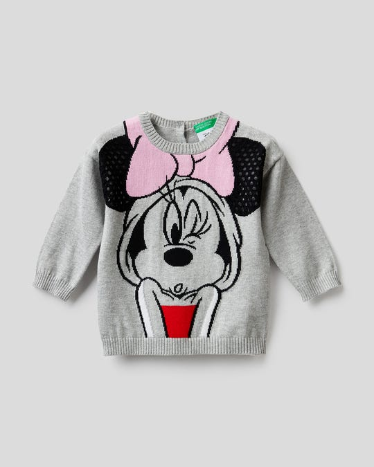 Suéter de Minnie Mouse