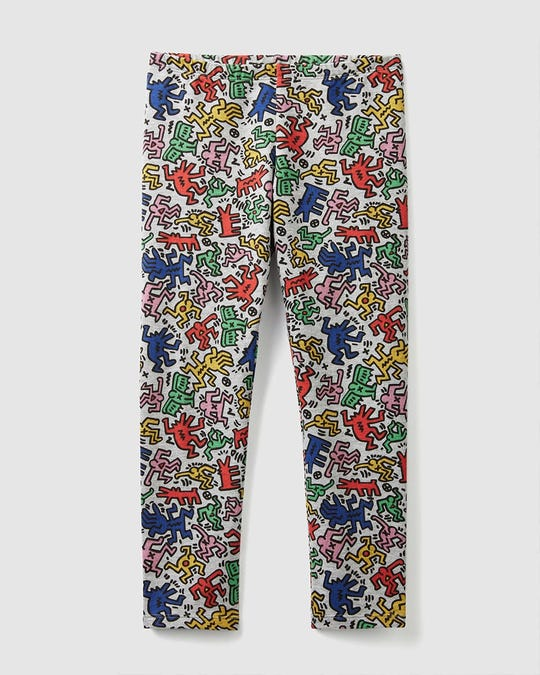 "Leggings ""Keith Haring"""