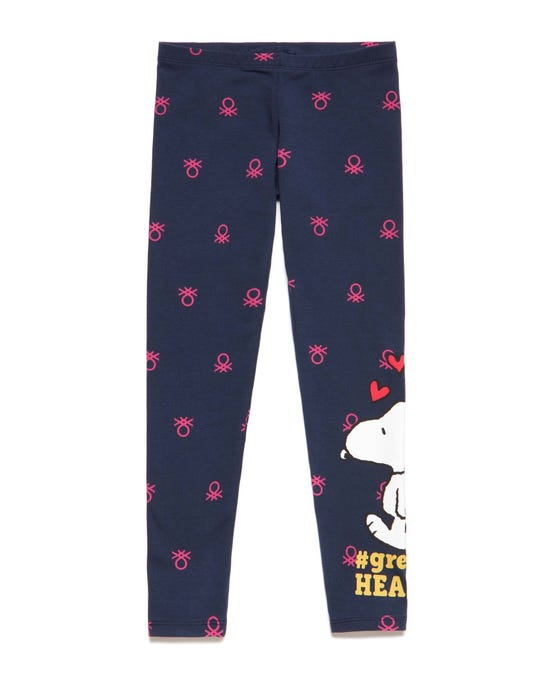 Leggings de Snoopy