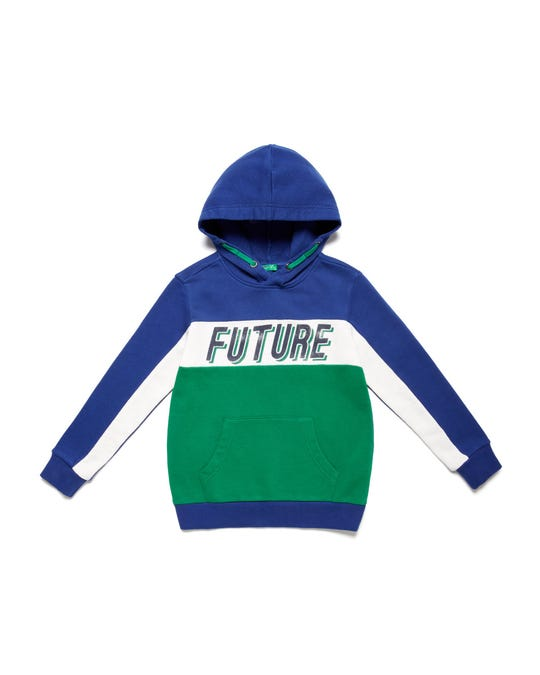 Sudadera Color Block