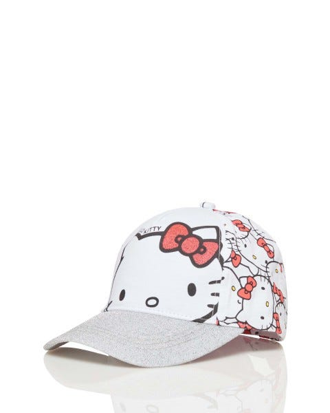 Gorra de Hello Kitty