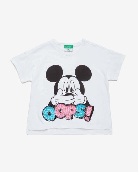 "Playera ""Mickey Mouse"""